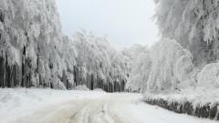 Истинска зима идва в края на зимата