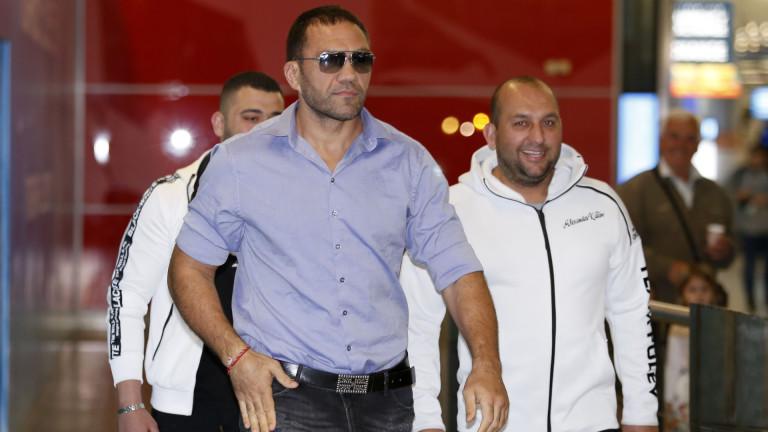 Адвокатът на Пулев: Ще имаме 30 дни за договаряне на срещата с Джошуа