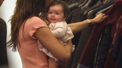 Дъщерята на Бекъмови е най-търсеното бебе за снимки