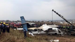 Медицински самолет се разби във Филипините