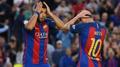 Барселона завърши сезона с измъчена победа и смехотворна дузпа