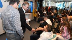 Теленор зове да се работи активно с хората с увреждания