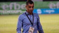 Александър Томаш: Искам да стана шампион като треньор