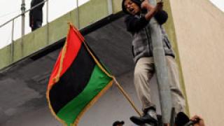 Синът на Кадафи Хамис е жив и е в Либия
