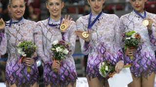 Ансамбълът ни с нов медал от Гран При в Москва
