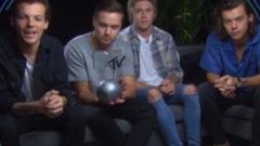 One Direction и Ариана Гранде триумфират на наградите на MTV