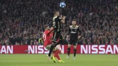 Аякс удари Бенфика с гол в края