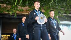 Любо Ганев към световните вицешампиони: Вие сте герои! Накарахте България да се гордее!