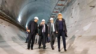 6 месеца сложен трафик за третия лъч на метрото