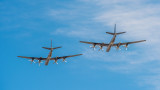 US изтребители пресрещнаха руски ядрени бомбардировачи до Аляска