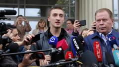 Московски съд намали присъдата на Павел Устинов до 1 г. условно