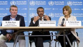 СЗО: Последните 24 часа са с най-голямо брой заразени с коронавирус за ден