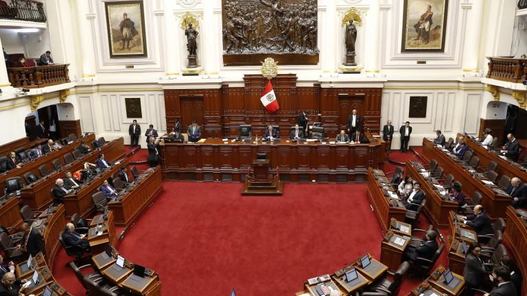 Президентът на Перу не успя да блокира импийчмънта