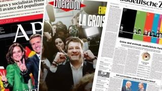 """""""Смутни времена"""": Европейските вестници за изборите"""