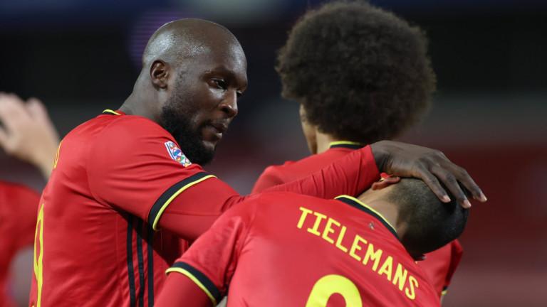 Ромелу Лукаку все пак ще може да играе за Белгия