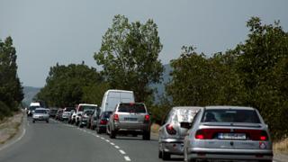 Очаква се натоварен трафик към Черноморието