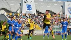Ботев потегли с група от 20 футболисти за Бургас