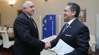 Борисов подготвя срещата Турция - ЕС