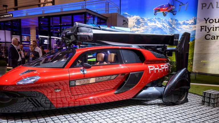 Малки електрически автомобили, които могат да летят, като следваща