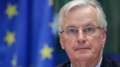 Великобритания е близо до Брекзит без сделка, предупреди Барние