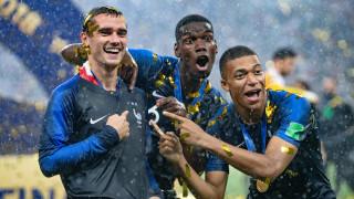 Kилиан Мбапе става част от олимпийския футболен отбор на Франция