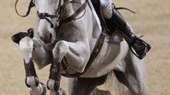 Грък спечели изпитанието за млади коне в Божурище