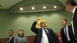 """Борисов още не знае как и защо избрали самолета """"Грипен"""""""