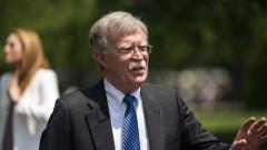 Болтън: Почти със сигурност Иран стои зад атаките срещу танкерите