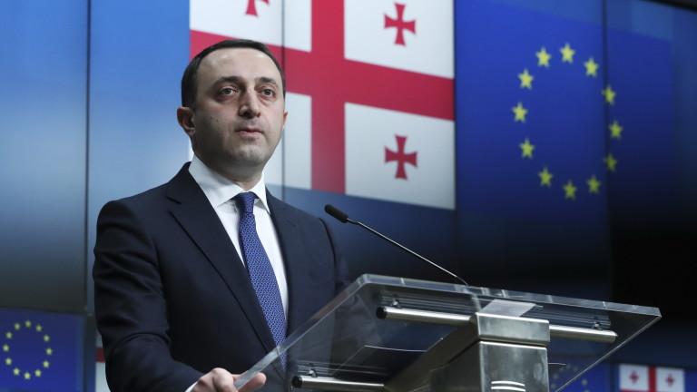 Премиерът на Грузия с коронавирус