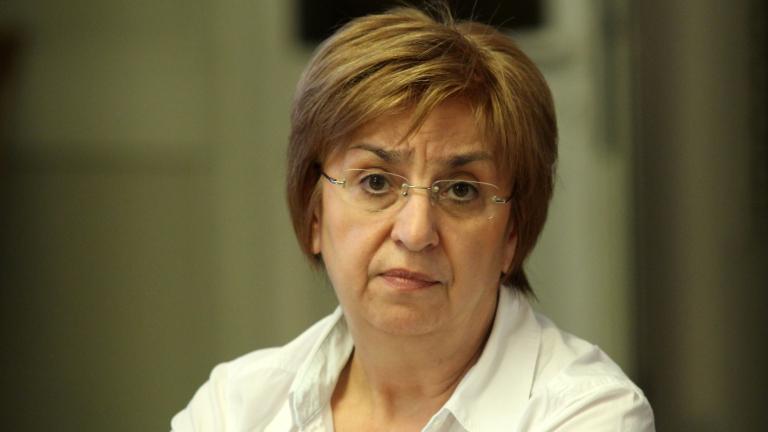 Екатерина Михайлова вижда противоконституционност в задължителното гласуване