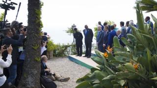 САЩ подкрепят призива на Г-7 за борба с протекционизма