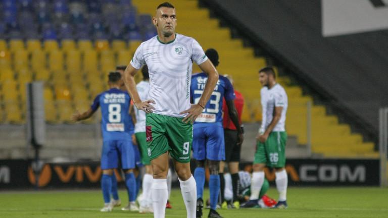 30 лева пратиха в ареста футболиста Мартин Камбуров