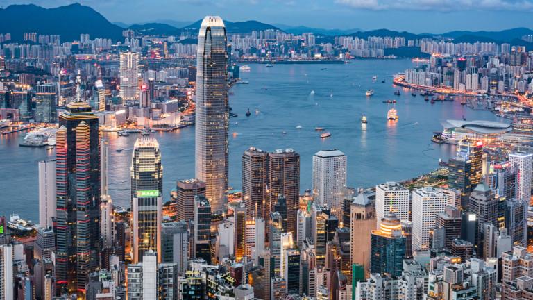 В Хонконг задържаха 11 души, опитали да помогнат на активисти да избягат в Тайван