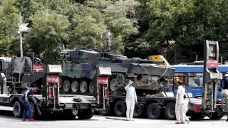 Метежниците използвали 1,5% от въоръжените сили на Турция