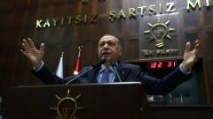Ердоган планира по-сериозен контрол върху турската икономика