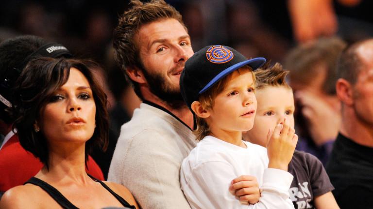 Семейство Бекъм е едно от най-коментираните английски семейства, акоизключим кралския