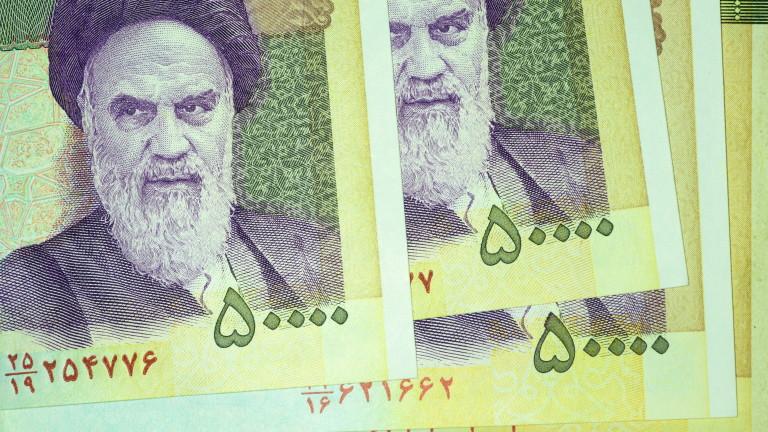 Иран маха четири нули от валутата и сменя името й