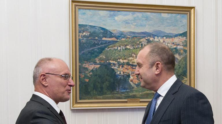 Президентът и управителят на БНБ обсъдиха стъпките за влизане в еврозоната