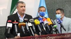 Иран призна за премахнати камери на МААЕ