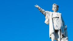 Събориха статуя на Христофор Колумб в Балтимор
