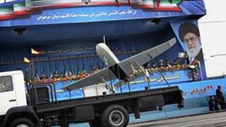 Иран пуска нов безпилотен бомбардировач