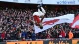 Арсенал победи Бърнли с 3:1