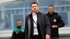 Милош Крушчич: Някои от юношите впечатлиха, не коментирам дали ще остана на поста