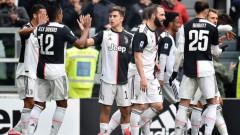 Три от звездите на Юве са аут от финала за Копа Италия