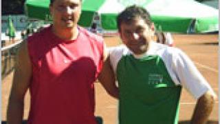 Любо Пенев шампион на София по тенис