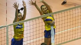 Четвърта поредна титла за Марица (Пловдив)!