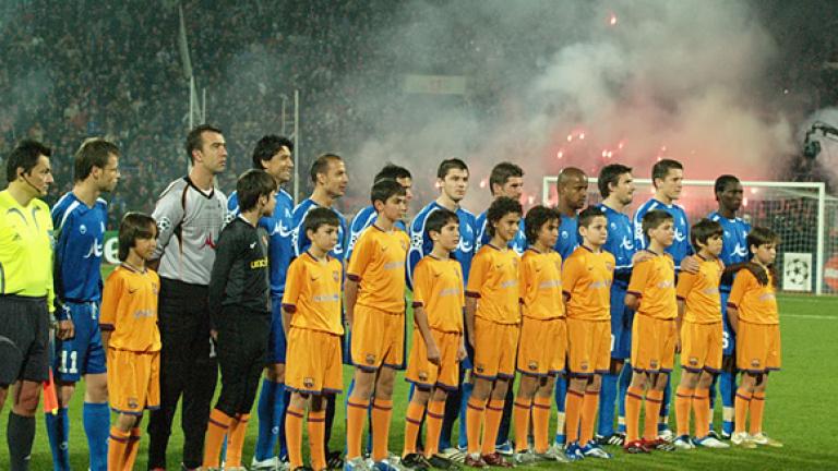 """Сезон 2006/07: Когато приказката беше """"синя"""", а мечтите неограничени"""