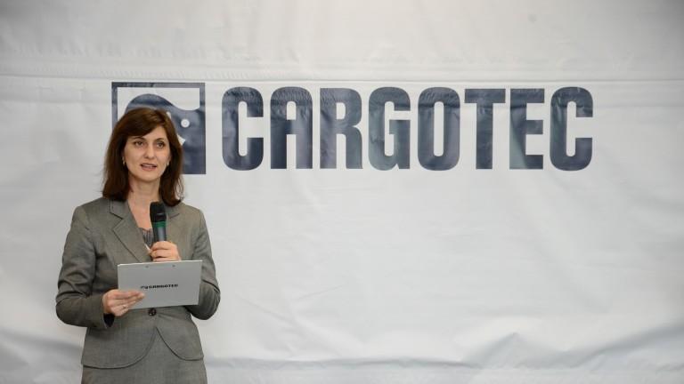 Финландската компания Cargotec, която е специализирана в управлението на товари,
