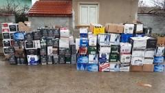 Откриха голямо количество нелегален алкохол в Червен бряг и Девинци