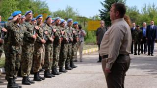 Каракачанов дава отлична оценка за специалните сили на България и Македония